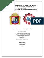 Los Conflictos Sociales en El Peru Durante Los Siglos Xix y Xx