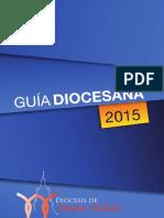 Guia Diocesana 2015
