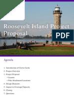 Crown Castle Roosevelt Island Wireless Infrastructure Proposal