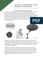 COLECTIVO FILANTROPÓFAGOS-El gran capital en los medios_El emprendimiento social y las fundaciones filantrópicas como estrategia-revistapueblos.org