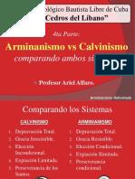 Arminianismo vs Calvinismo