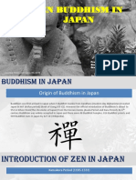 Zen Buddhism in Japan
