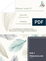 Hifema Grade IV