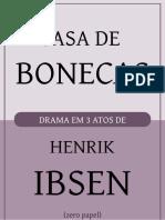 Casa de Bonecas - Henrik Ibsen