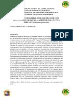 Dulce de de Almidon de Papa - Vilca-ticona-morocco