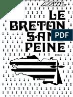 Assimil Le Breton Sans Peine Tome 1