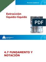 PQ-04-SepFluidos - Parte III Extracción - 2018