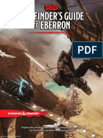 Wayfinders Guide to Eberron 5e