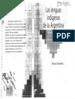 Censabella Marisa - Las Lenguas Indígenas de La Argentina