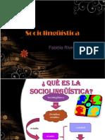 Apuntes de la cátedra de sociolingüística