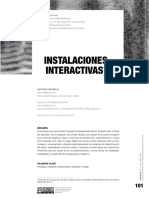 Fatorelli Instalaciones Interactivas Arkadin5