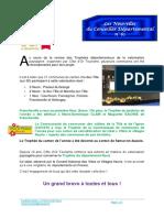 181217 Nouvelles n°61 CD session budgétaire