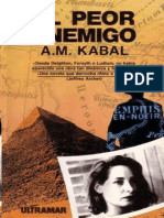 El peor enemigo - A. M. Kabal.epub
