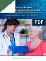 Contribuir para a segurança do paciente