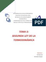 59741149 Segunda Ley de Termodinamica