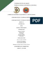 Informe de Instrumentacio 2