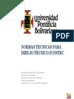NTC dibujo tecnico