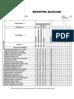 Registro de Primaria II Tri
