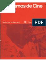 Arg - Cuadernos de Cine 01 - 1969