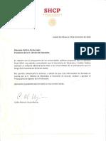 Carta Porfirio Muñoz Ledo