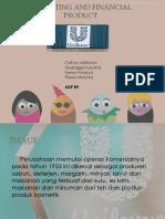 Presentasi Pemasaran Pt Unilever