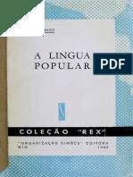 Língua Popular - Herbert Palhano
