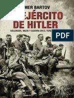 「Bartov, Omer」 El Ejército de Hitler (La Esfera de Los Libros)
