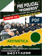 BOLETÍN DE ARITMÉTICA 2019 PIONEROS
