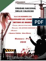 ANALISIS ESTRUCTURAL I - METODO DE RIGIDEZ