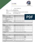 Malla Curricular Ingeniería Civil UTEA