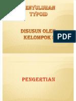 Dokumen.tips Promosi Kesehatan Satuan Penyuluhan Thypoidppt