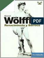 Renacimiento y Barroco - Heinrich Wolfflin.pdf