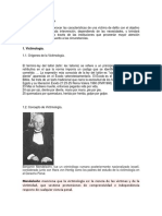 Antologia Atencion a Victimas Del Delito