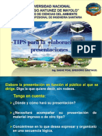 LECTURA 6-TIPS PARA PRESENTACIONES UNI.pptx