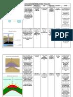 Mecanismos de Producciòn Primaria