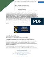 Reglamentaciones Maritimas.