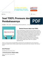 6. pronoun