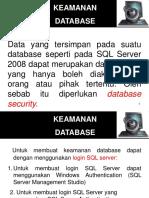Dasar-dasar SQL Server 2008