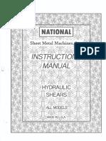 National Hydraulic Shears Manual.pdf