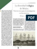 1994. La diversidad biológica en mexico.pdf