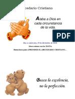 CANTANDO DE LA A - Z