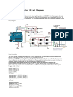 Three Phase Inverter Circuit Diagram