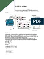 Three Phase Inverter Circuit Diagram