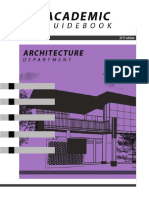 academic guide book ui