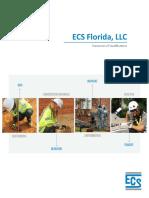 ECS Florida SOQ - 2018 - Ft Myers