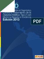 Guías ALAD - Diabetes Mellitus 2 - 2013