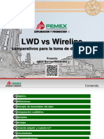 LWD vs WIRELINE (Comparativos Para La Toma de Decisiones)_1544835214