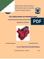 Manual Practicas Laboratorio de Termofluidos 2017-1