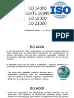 Slides ISO's
