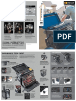 Pelican 0450 Mobile Tool Chest Brochure